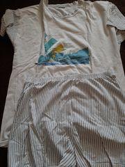 Schlafanzug kurz Gr 50