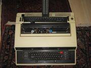 Elektrische Büro-Schreibmaschine