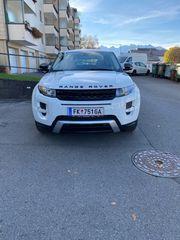Top Zustand Range Rover Evoque