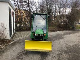 John Deere 415 Traktor: Kleinanzeigen aus München Allach-Untermenzing - Rubrik Traktoren, Landwirtschaftliche Fahrzeuge