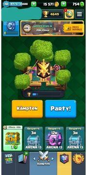 Clash Royale Level 10