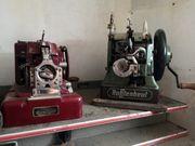 Raffenbeul ms 55 doppelmaschine Rahmennähen