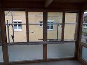 Holz-Alu Fenster Wintergarten