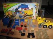 LEGO Duplo Ville kleine Baustelle