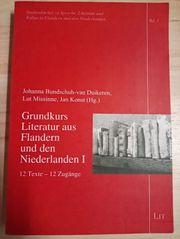 Grundkurs Literatur aus Flandern und