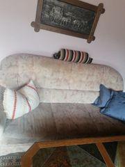 1 sofa 2 Sessel und