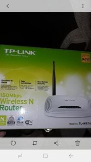 TP link wireless N router