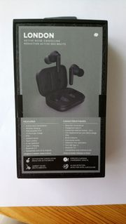 Bluetooth Kopfhörer London urbanista midnight