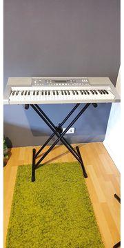 Keyboard Casio CTK-810 Pedal und
