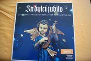 LP Langspielplatten Weihnachtlieder 4 Schallplatten