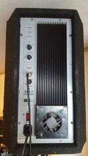 1 Paar KS-CPA2 Aktiv Boxen