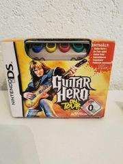 Nintendo Ds - Guitar Hero On