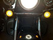 LED - Blinker Zusatzscheinwerfer Intruder 1500