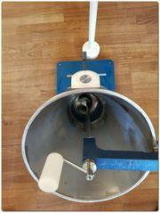 Elisenlebkuchen Streich und Dosiergerät Durchmesser