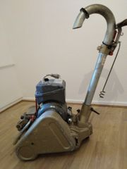 Parkettschleifmaschine Janser Schleifmaschine