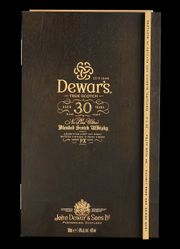 BACARDI und Dewar s Geschenkkästen