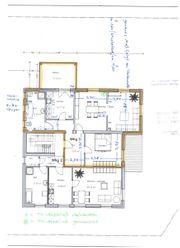 schöne Altbau-Wohnung in Weißenburg - 90m2