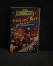VHS Kassette Ernie und Bert