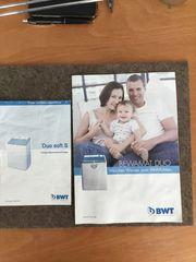 Entkalkungsanlage Weichwasseranlage BWT