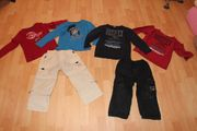 Outfits für Jungs Größe 104