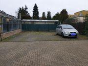 Außenstellplatz für Wohnwagen Wohnmobil Transporter
