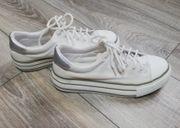 Sneaker weiß gr 39