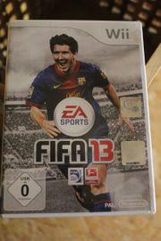 Wii Fifa 13