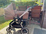 Kinderwagen Teutonia BeYou 2016 CrossCountry