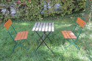 Schöne Sitzgruppe 2 Stühle und