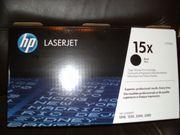 HP Laserjet Tonner 15 X
