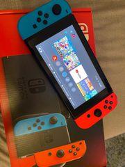 Nintendo Switch zu kauf