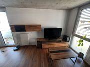 Wohnlandschaft mit Wandschrank Regal Fernseherschrank
