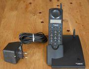 Hagenuk HomeHandy CD schnurloses Telefon DECT