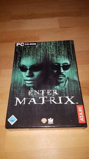 Enter the Matrix Spiel PC