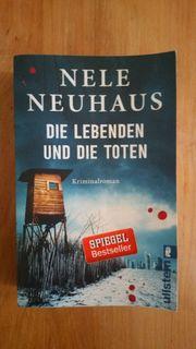 Buch Nele Neuhaus Die Lebenden