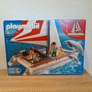 Playmobil 5130 Katamaran mit Delfinen