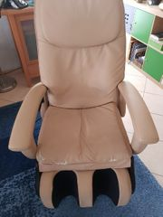 Gebrauchter Massage Sessel von human