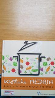 Kochbuch von ÄrztInnen