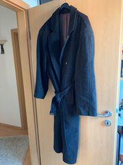 Mantel Gr XL Farbe anthrazit
