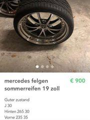 Mercedes Felgen