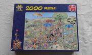 2000 Teile Puzzle Die Wanderung