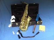 Saxofon Saxophon Doppler Musikinstrument Musiker