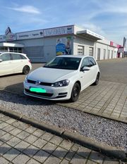 Verkaufe VW Golf 7