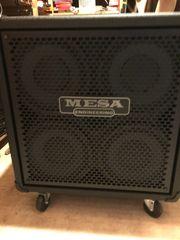 Bassbox Mesa Boogie Standard Powerhouse