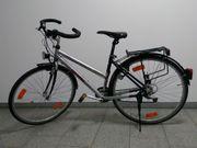 Damenrad City Trekking - Rahmen 45