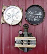 Kompass Bussolen Richtkreis Zeiss 1
