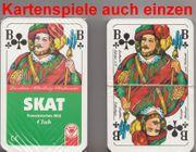 Skat-Karten Telekom Mobilfunk T-Mobile Skatblatt
