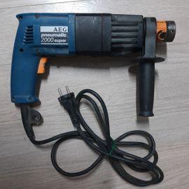 Werkzeuge, Zubehör - Bohrhammer AEG pneumatic 2000 super