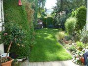 suche einen kleinen Garten