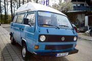 VW Bus T3 Wohnmobil
